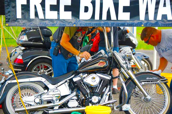 2010 bike wash