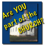 Are YOU Part of HIS Church?