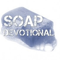 SOAP Devotional 2014-08-29