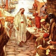 The Example of Jesus – Do We Follow It?
